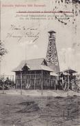 Expositia Nationala 1906 Bucuresti  - Pavilionul Intreprinderilor Petrolifere Ale Bancilor - Roumanie