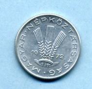 1972 20 FILLER - Ungheria