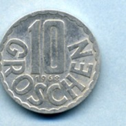1968 10 GROCHEN - Autriche