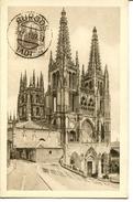 Fachada Principal - Burgos