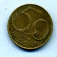 1970 50 GROCHEN - Autriche