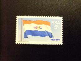 AFRIQUE DU SUD SOUTH AFRICA AFRICA Del SUR  RSA 1977 Yvert Nº 441 ** MNH - África Del Sur (1961-...)