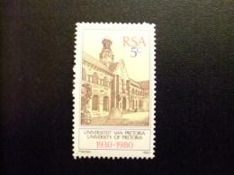 AFRIQUE DU SUD SOUTH AFRICA AFRICA Del SUR  RSA 1980 Yvert Nº 479 ** MNH - África Del Sur (1961-...)