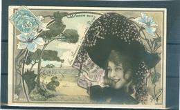 Reutlinger - SIP 929/9 - MARIETTE SULLY - TBE Précurseur - Femmes