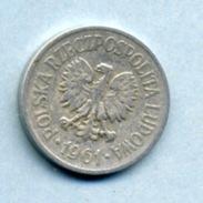 1961 10 CROSZY - Pologne