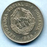 1966 25 BANI - Roumanie