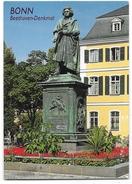 BONN Am Rhein - Beethoven Denkmal Auf Dem Münsterplatz - Rahmel Verlag Nr BF 36 - 1997 - Bonn
