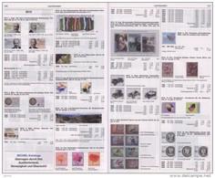 Katalog Michel Mitteleurop 2013,1205 Farbseiten DVD-R Lichtenstein Austria Slovakia Czech Swiss Hungary Czechoslovakia - Software