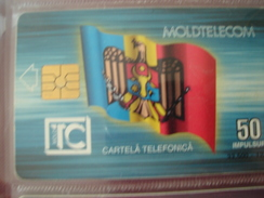 MOLDOVA  USED PHONECARDS 2 SCAN STEFAN  33.500 - Moldova