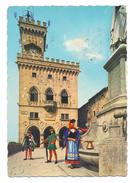 SAN MARINO - Castello, Costume / Trachten - San Marino