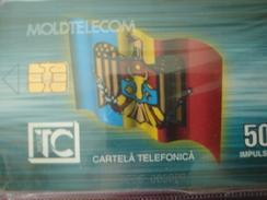 MOLDOVA  USED PHONECARDS 2 SCAN STEFAN - Moldova