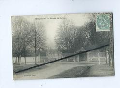 CPA - Serquigny - Entrée Du Château - Serquigny