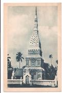 LAOS - Tombeau D'un Bonze Vénéré. - Laos