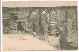 TURQUIE - SMYRNE - Aqueduc Du Vallon St Anne. 1906 - Turquie
