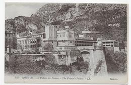 MONACO - N° 235 - LE PALAIS DU PRINCE - CPA NON VOYAGEE - Prince's Palace