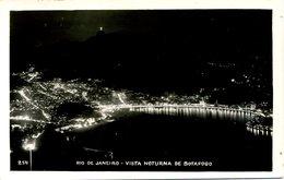 BRAZIL - RIO - VISTA NOTURNA DE BOTAFOGO RP - Rio De Janeiro