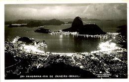 BRAZIL - RIO - PANORAMA RP - Rio De Janeiro