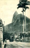 BRAZIL - RIO - CORCOVADO - TRAM - Rio De Janeiro