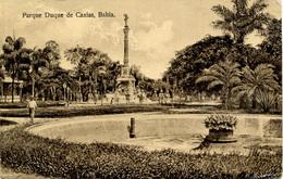 BRAZIL - SALVADOR De BAHIA - SANTO ANDRE - PARQUE DUQUE DE CAXIAS 1921 - Salvador De Bahia