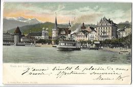 Gruss Aus Luzern  CPA 1903 - Souvenir De...
