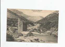 GORGES DE L'HERAULT MOULINS DE LA TOUR (DE PLANCAMEIL ST GUILHEM LE DESERT HERAULT) 1918 - France