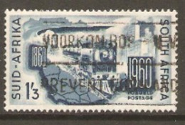 South Africa 1960 SG 183 Centenary South African Railways Fine Used - South Africa (...-1961)