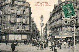 AMIENS 8001 PLace Rene Goblet - Rue Des Trois Cailloux - Amiens