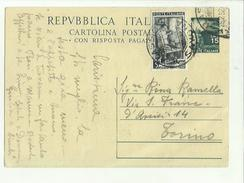 135683 Vecchia Cartolina Postale - Italia