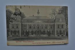 PK/CP TBE Beernem Chateau De Beernem Kasteel Editor Van Haecke-Standaert Photo Teirlijnck Aalter 1913