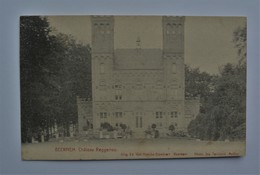 PK/CP TBE Beernem Chateau Reggerloo Kasteel Editor Van Haecke-Standaert Photo Teirlijnck Aalter 1913