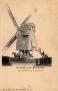 Frasnes-lez-Buissenal, Le Moulin De Caluyeres ( Charette) RARE - Frasnes-lez-Anvaing
