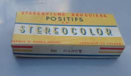 Stéréo 158, Stéréofilms Bruguière, 6 Positifs En Couleur De Nancy - Photos Stéréoscopiques