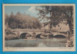 C.P.A. Ligny-en Barrois - Le Pont Sur L'Ornain - Ligny En Barrois