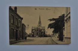 PK/CP TBE Arendonck Arendonk Markt Grand Place Eglise Kerk 1937 - Arendonk