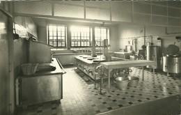 88 Vosges EPINAL Lycée Claude Gelée  La Cuisine  Carte Glacée Non Voyagée - Epinal