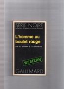 """SERIE  NOIRE  N° 1546   --  B.J. SUSSMAN  &  J.P.  MANCHETTE  --  """"""""  L ' HOMME  AU  BONNET  ROUGE  """"""""  1972  --   BEG - Série Noire"""