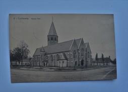 PK/CP Coolscamp Koolskamp Nieuwe Kerk Eglise Editor Fol 1928 - Ardooie