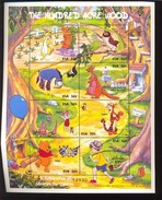 #  M-470 **  MINT NEVER HINGED MINI SHEET OF DISNEY ; 100 ACRE WOOD  (  MICRONESIA  282 - Disney