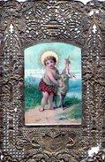 IMAGE RELIGIEUSE XIXè    DOREE - Devotion Images