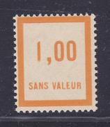 FRANCE FICTIF N°  F37 ** MNH Timbre Neuf Sans Charnière, TB - Phantomausgaben