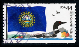 Etats-Unis / United States (Scott No.4307 - Drapeaux Des états Americains / State Flags) (o) - United States