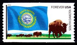 Etats-Unis / United States (Scott No.4321 - Drapeaux Des états Americains / State Flags) (o) - United States