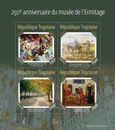 TOGO 2014 - Donkey, Hermitage; CV = 17 €