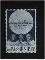 België Belgique Belgium 1969 Maanlanding Alunissage Moonlancing Yv COB 1509 MNH ** - Belgien