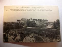 Carte Postale Saint-Remy-de-Provence (13 ) Vue De Saint Paul De Mausole  (Petit Format  Non Circulée ) - Saint-Remy-de-Provence