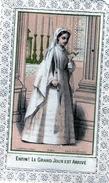 IMAGE RELIGIEUSE XIXè - Devotion Images