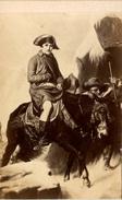 CDV, Napoleon Francissant Les Alpes, Delaroche - Fotos