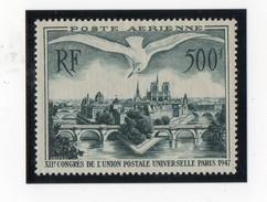 Les Ponts De Paris N° 20 - Poste Aérienne