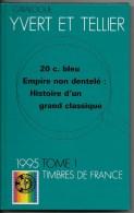 Catalogue Yvert Et Tellier  1995 - France
