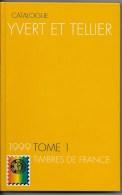 Catalogue Yvert Et Tellier  1999 - France